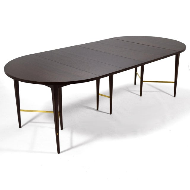 Paul McCobb Extension Dining Table by Calvin For Sale In Chicago - Image 6 of 11