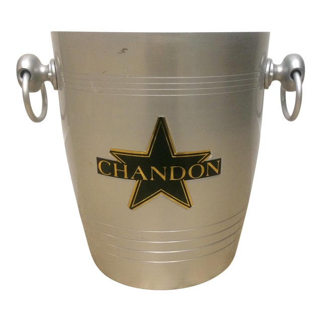 French Chandon Champagne Bucket For Sale