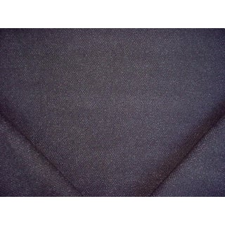 Traditional Ralph Lauren Shetland Weave Loam Gray Wool Upholstery Fabric - 2-7/8y For Sale