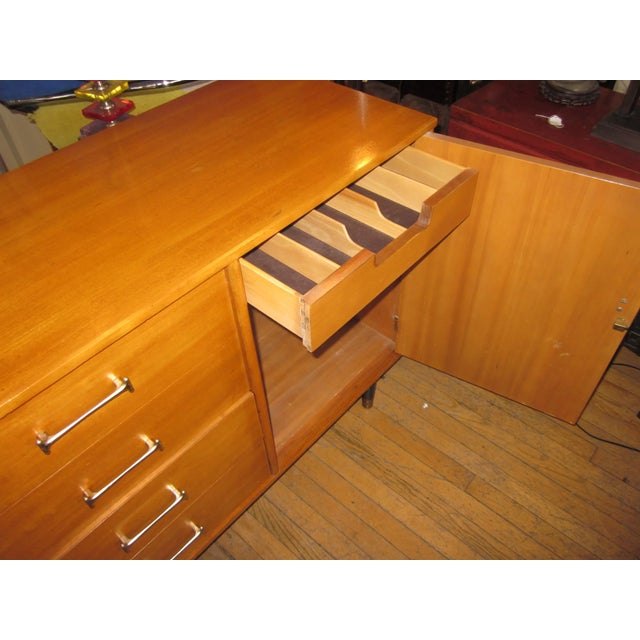 1960s Mid Century Milo Baughman for Drexel Credenza For Sale - Image 4 of 10