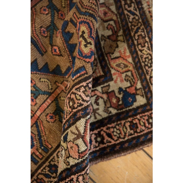 """Antique Hamadan Rug - 3'8"""" X 6'3"""" For Sale In New York - Image 6 of 9"""