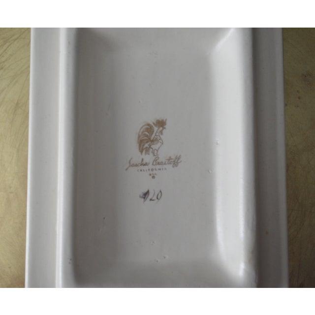 Sascha Brastoff Ceramic Box For Sale - Image 5 of 7