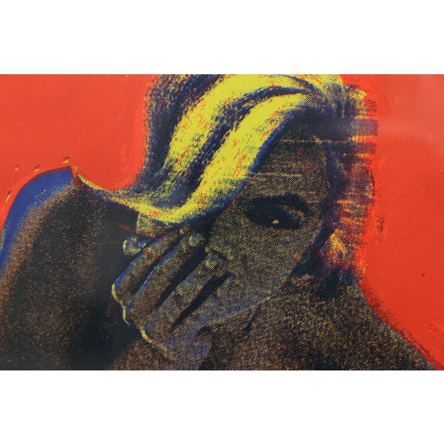 """""""The Marilyn Monroe Trip - 5"""" Original 1968 Serigraph by Burt Stern For Sale In Houston - Image 6 of 6"""