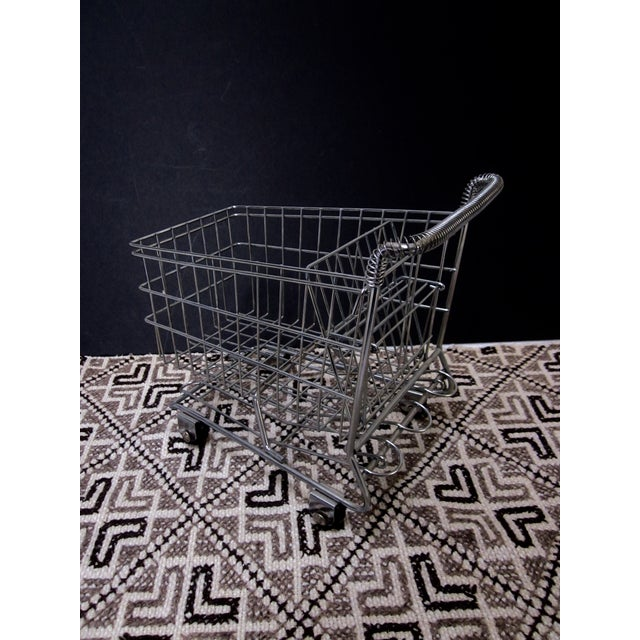 Vintage Pop Art Shopping Cart - Image 8 of 9