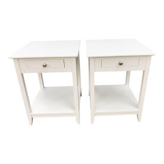 Borkholder Fifth Avenue Nightstands-a Pair For Sale