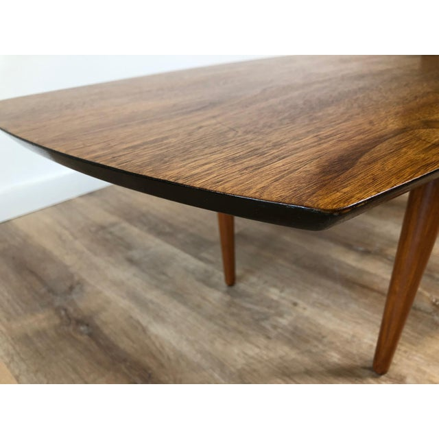 Abel Sorensen for Knoll Surfboard Coffee Table For Sale - Image 9 of 13