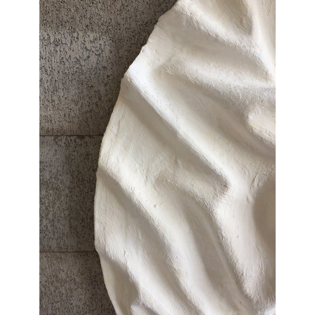 Minimalist Plaster Painting, 'Currents' For Sale - Image 4 of 9