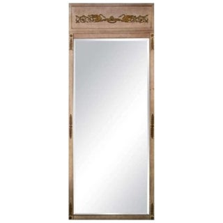 19th Century French Regency Style Mirror For Sale