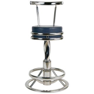 Rotating Barstool by Timeless England From Steve Chase Designed Home For Sale