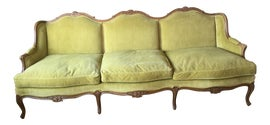 Image of Light Yellow Standard Sofas