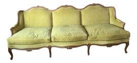 Image of Yellow Standard Sofas