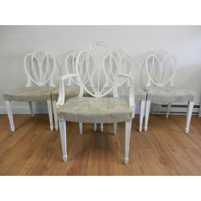 Duncan Phyfe Dining Chairs - Set of 6 - Image 2 of 10