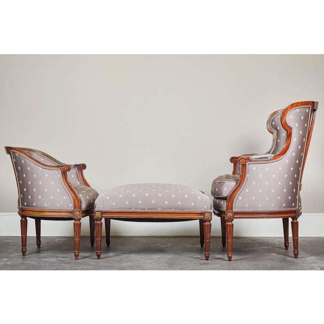 French Duchesse en Brisee Circa 1790 For Sale - Image 12 of 12