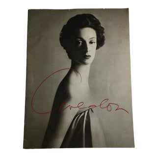 1977 Avedon Photographs 1947-1977 Book For Sale