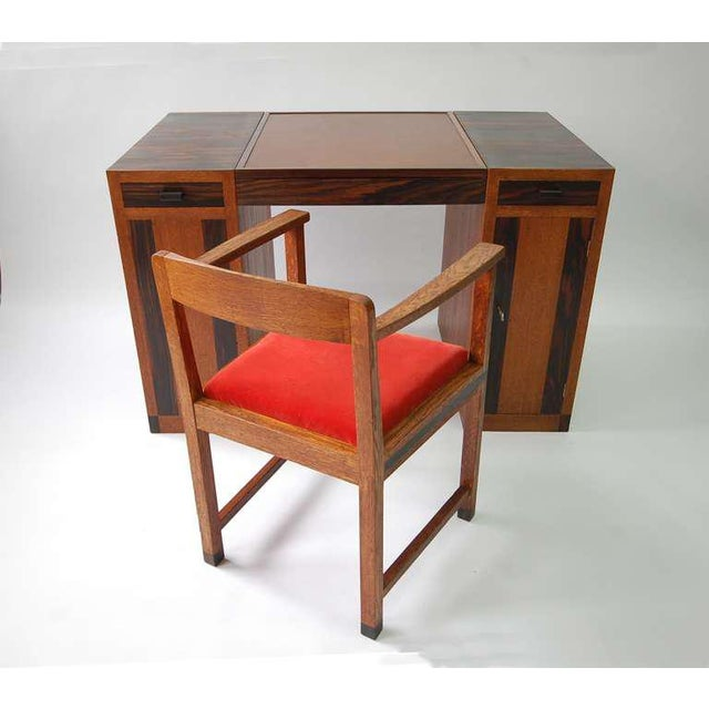 Game Table or Desk Attributed to Francis Jourdain For Sale - Image 10 of 10