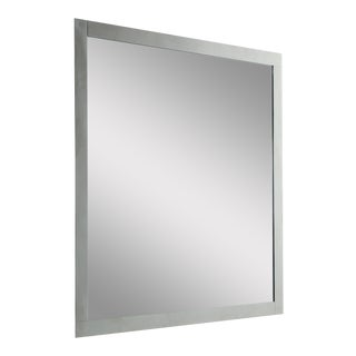 Large Minimalist Dominioni Wall Mirror For Azucena, Italy, 1960s For Sale