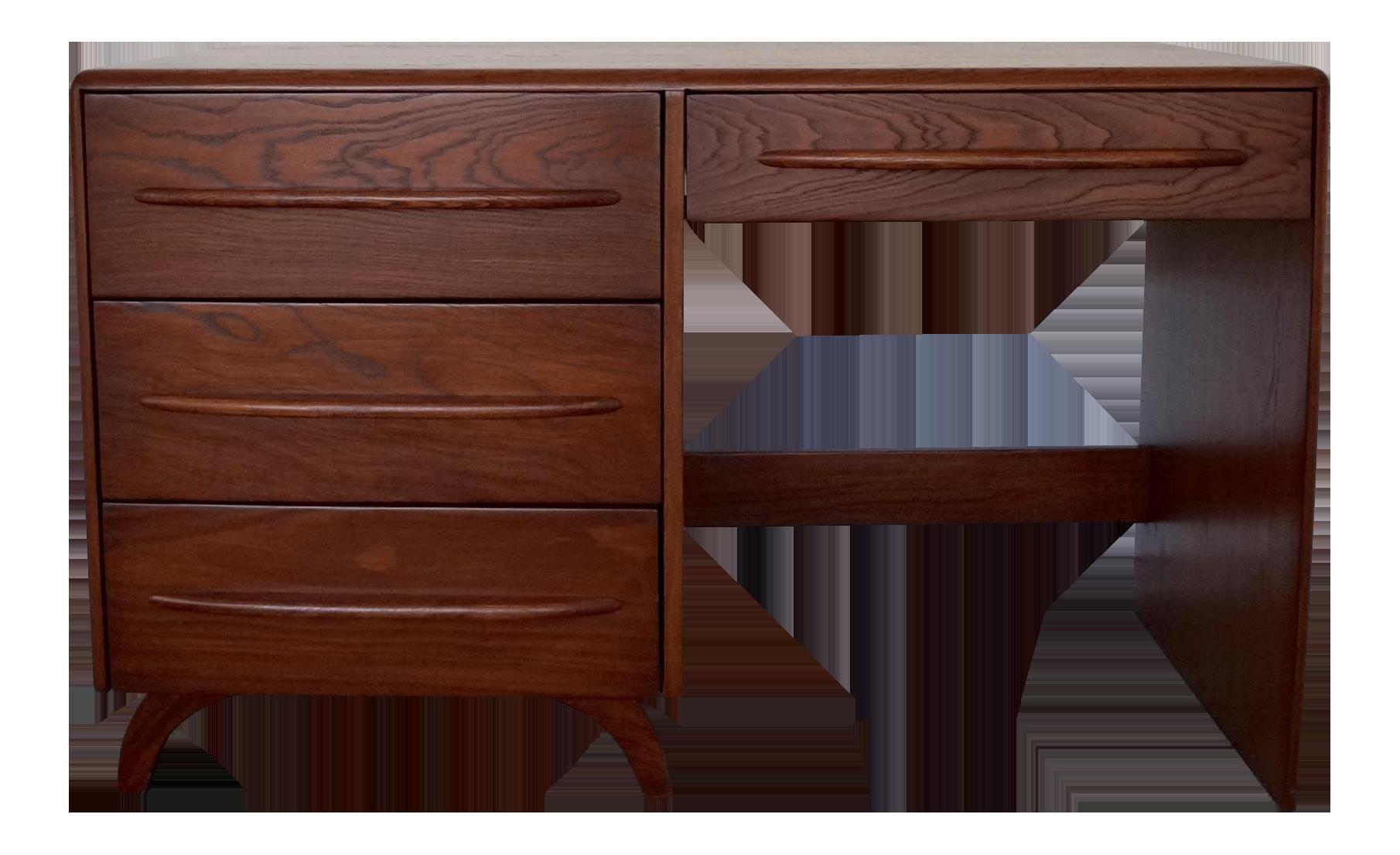 Mid Century California Modern Desk By Pierce U0026 Sons   Image 1 Of 11