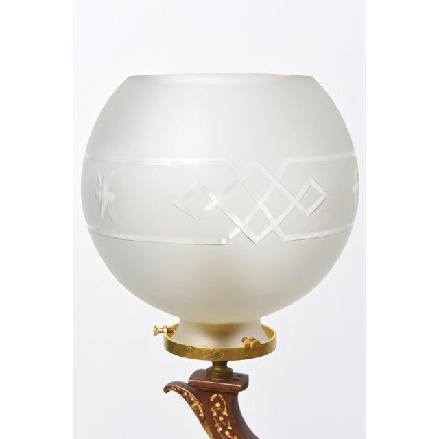Four Arm Greek Revival Kolokotronis Chandelier For Sale - Image 4 of 11