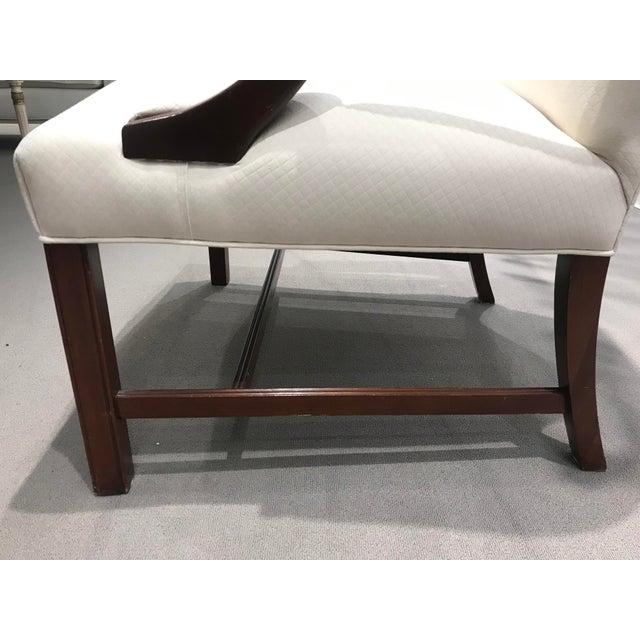 Kravet Mark Hampton Side Chair For Sale - Image 10 of 12