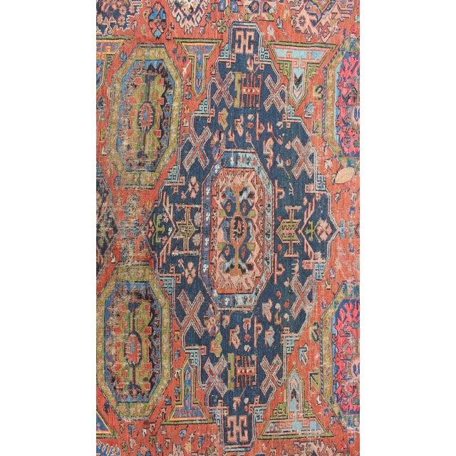 Keivan Woven Arts, S12-0409, Late 19th Century Antique Caucasian Sumac Rug - 7′3″ × 10′8″ For Sale In Atlanta - Image 6 of 7