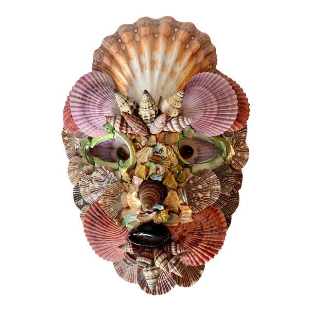Commedia del Artè 'Scaramouche' Shell Mask For Sale