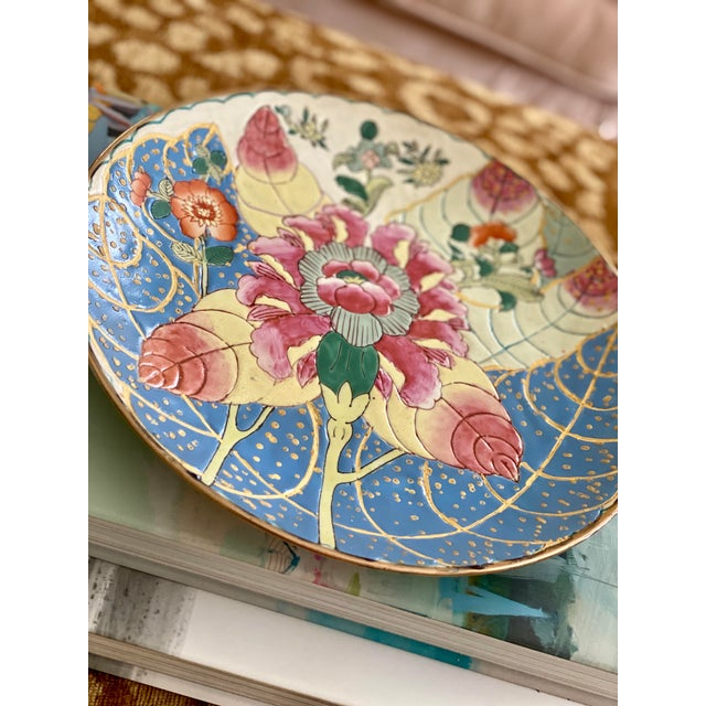 Tobacco Leaf Plate For Sale - Image 9 of 11