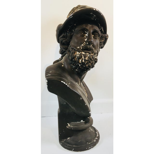 Circa 1970 Greek Bust - Image 2 of 7
