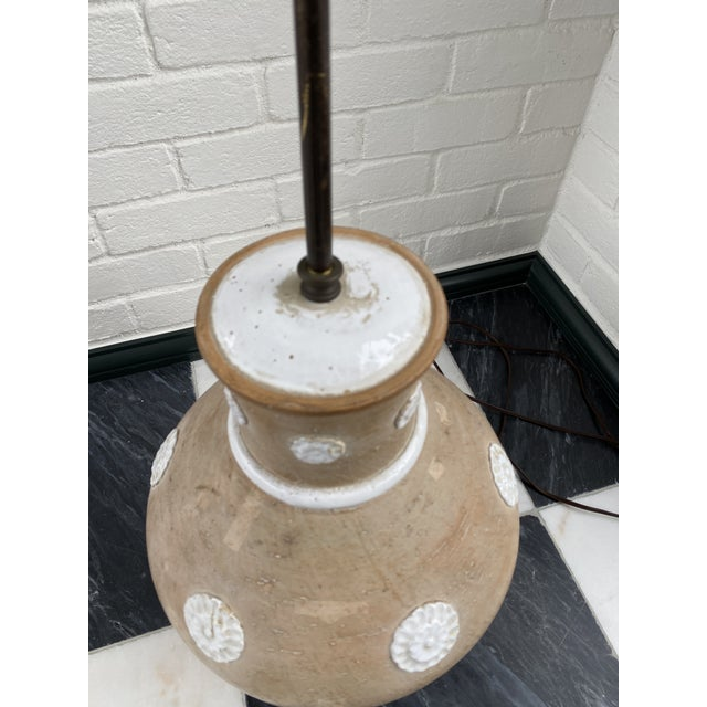 Mid-Century Modern Mid-Century Italian Ugo Zaccagnini Lamps - a Pair For Sale - Image 3 of 13