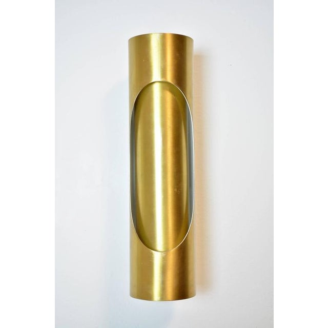 Mediterranean Spanish Mid-Century Modern Sconces - A Pair For Sale - Image 3 of 7