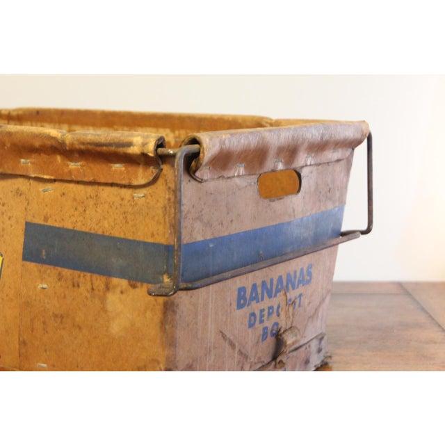 Vintage Banana Crate - Image 9 of 10
