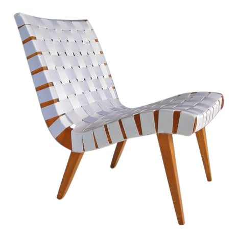 Lounge Chair by Jens Risom For Sale