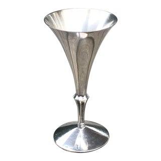 Antique Gebrüder Deyhle German Silver Trumpet Cordial