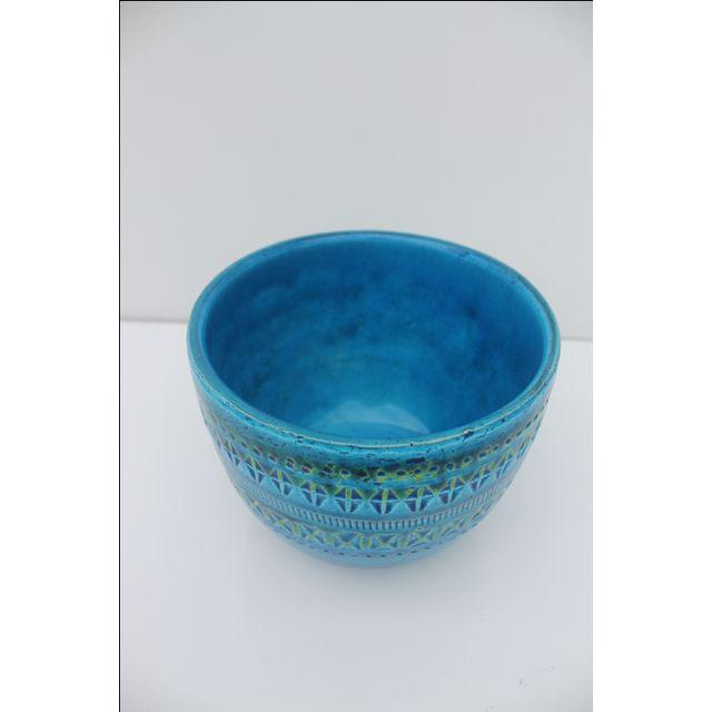 Aldo Londi Bitossi Pottery Planter - Image 3 of 6