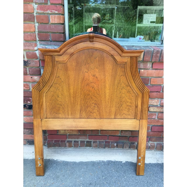 Lexington Twin Headboards - A Pair - Image 3 of 10