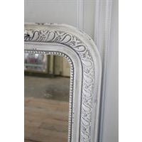 Louis Phillipe Style Mirror With Cherubs For Sale - Image 4 of 6