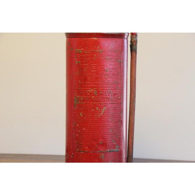 Vintage Fire Extinguisher - Image 9 of 9