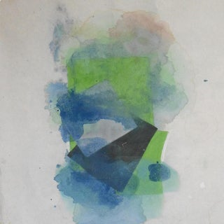 """Jean Feinberg """"Blur"""", Painting For Sale"""