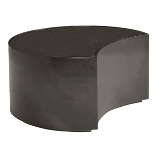 Caracole SIgnature Modern Bronze Urbane Cocktail Table For Sale