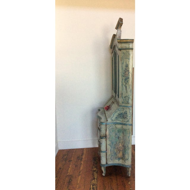 Antique Venetian Secretary - Image 6 of 9
