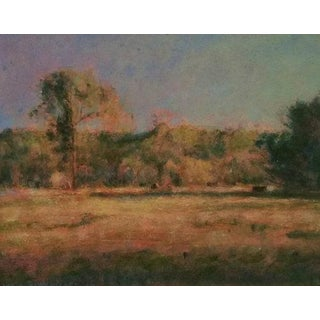 "Chris Burkholder ""The Meadow East"" Painting For Sale"