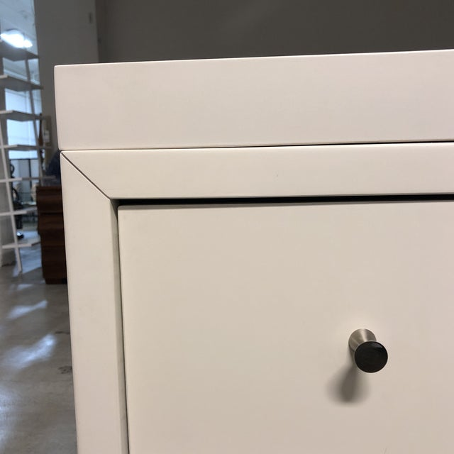 Dwell Studio Mid Century Changing Dresser For Sale - Image 9 of 10