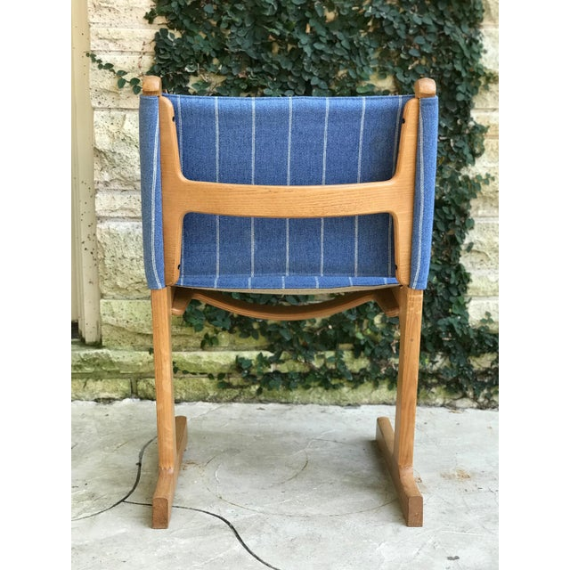 1960s Vintage Ditte & Adrian Heath Dining Chairs for France and Son - Set of 6 For Sale In Austin - Image 6 of 13