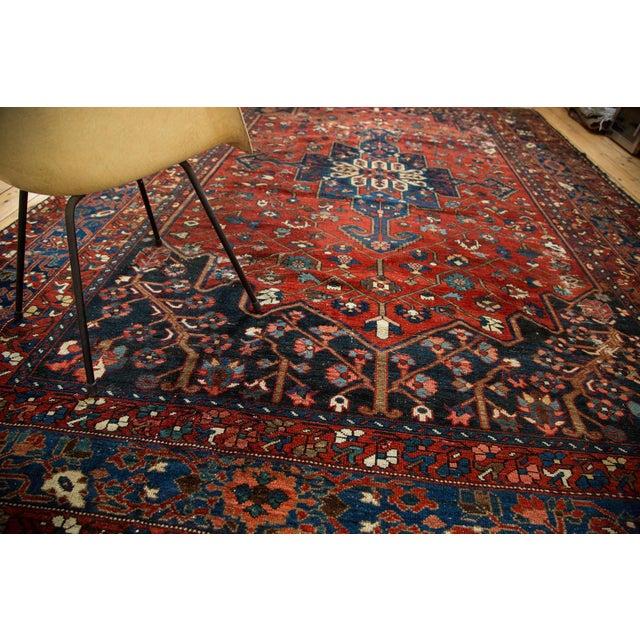 "Vintage Distressed Bakhtiari Carpet - 8'7"" X 11'8"" - Image 3 of 10"
