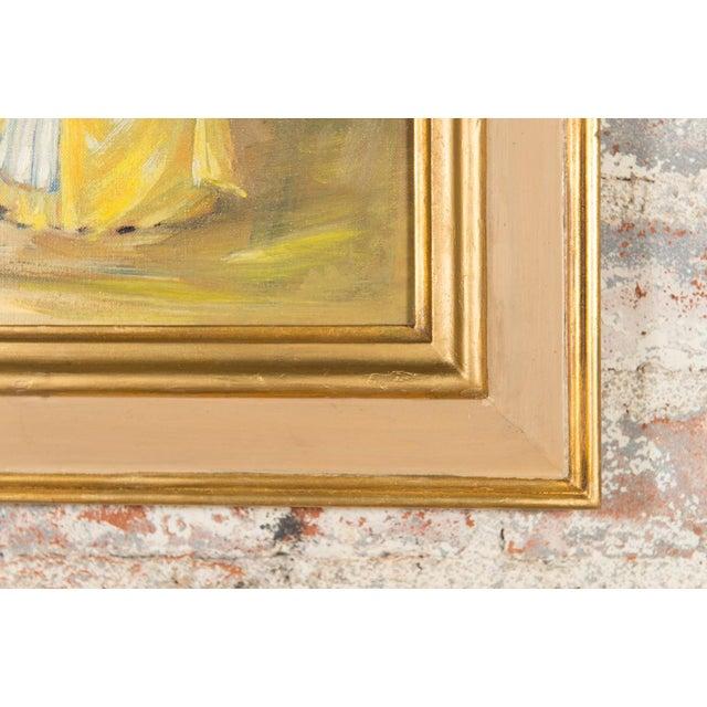 "Mary Purdum ""Big White Flowers"" Painting - Image 10 of 10"
