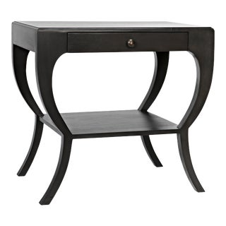 Maude Side Table in Pale For Sale