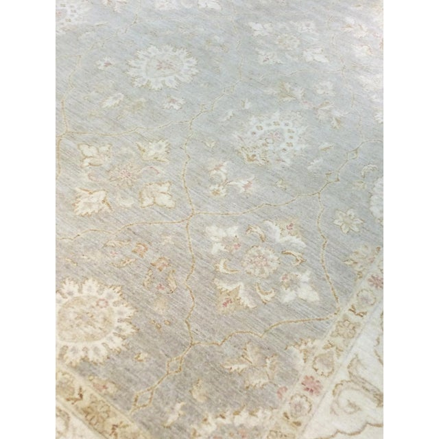 """Traditional Pasargad Ferehan Wool Area Rug - 9'10"""" X 13' 8"""" For Sale - Image 3 of 5"""