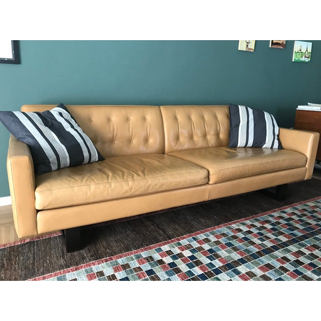 "Wells 89"" Sofa From Room and Board For Sale - Image 11 of 13"