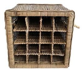 Image of Rattan Wine Racks