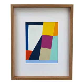 Power Field Painting, Framed