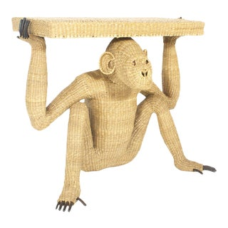 Mario Torres Chimpanzee or Monkey Console For Sale